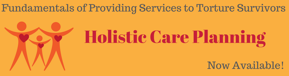 Fundamentals Holistic Care Planning