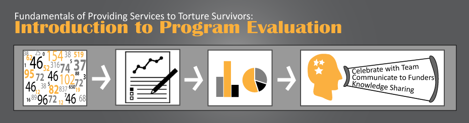Fundamentals of Providing Services to Torture Survivors: Introduction to Program Evaluation